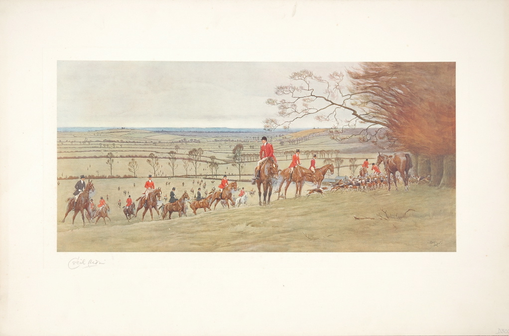 Hunting countries of England, The Warwickshire